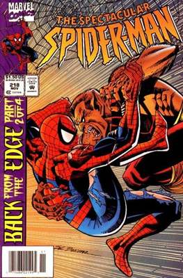 The Spectacular Spider-Man Vol. 1 (Comic Book) #218