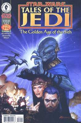 Star Wars - Tales of the Jedi: The Golden Age of the Sith