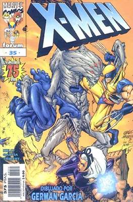 X-Men Vol. 2 / Nuevos X-Men (1996-2004) (Grapa 24 pp) #35