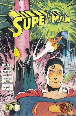 Supermán (1986-2001) (Grapa) #61