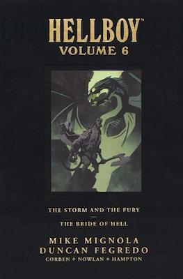 Hellboy Library Edition #6
