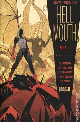 Hellmouth - A Buffy and Angel Event (Variant Cover) (Comic Book 32 pp) #1.4