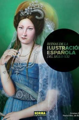 Reinas de la ilustración española del siglo XXI (Rústica 424 pp) #