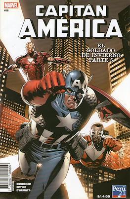 Capitán América: El Soldado de Invierno #5