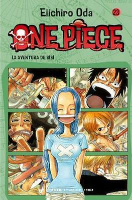 One Piece (Rústica con sobrecubierta) #23
