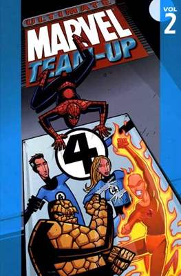 Ultimate Marvel Team-Up (Softcover) #2
