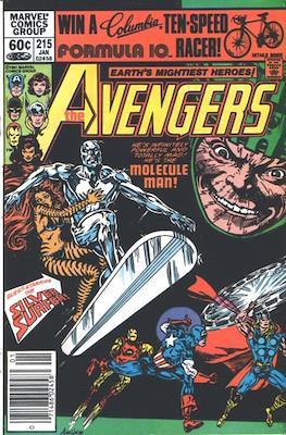The Avengers Vol. 1 (1963-1996) (Grapa) #215