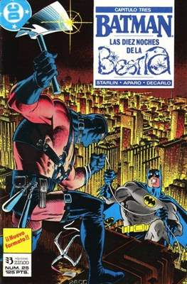 Batman (1987-1993) (Grapa) #25