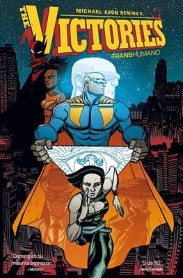 The Victories (Rústica 136 pp) #2