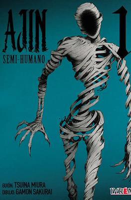 Ajin: Semi-Humano (Rústica) #1