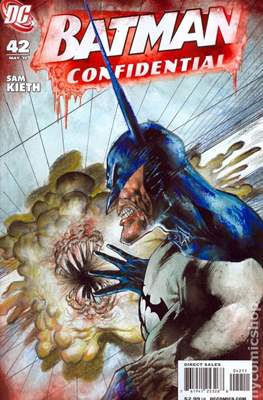 Batman Confidential (2007-2011) (Comic Book) #42