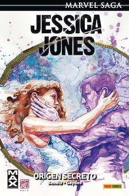 Marvel Saga: Jessica Jones (Cartoné.) #4