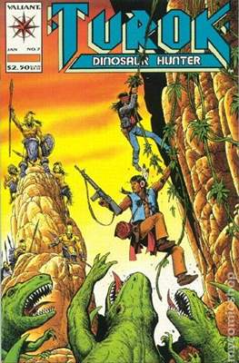 Turok: Dinosaur Hunter (1993-1996) (Grapa) #7