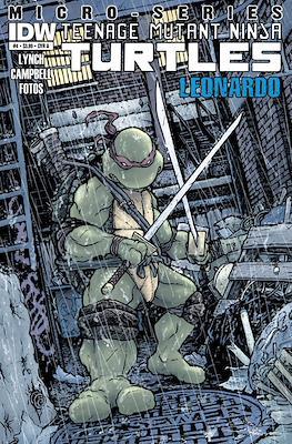 Teenage Mutant Ninja Turtles: Micro-Series (Comic book) #4