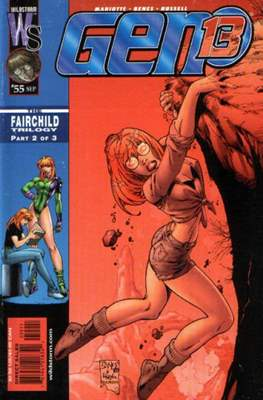 Gen 13 (1999 Series) (Saddle-Stitched) #55