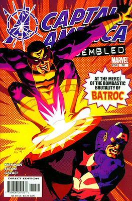 Captain America Vol. 4 (Comic Book) #30