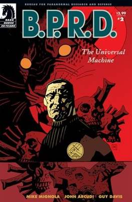 B.P.R.D. (Comic Book) #25
