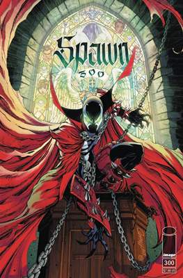 Spawn (Variant Cover) (Comic Book) #300.6