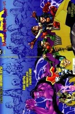 JLA: World Without Grown-Ups (Softcover 48 pp) #1