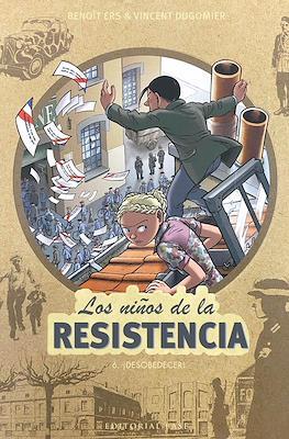 Los niños de la Resistencia (Cartoné 56 pp) #6
