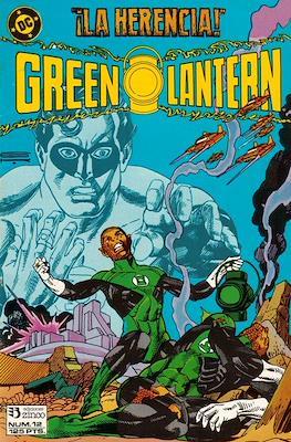 Green Lantern (1986-1987) (Grapa, 36-52 páginas) #12