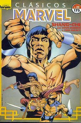 Clásicos Marvel (1988-1991) (Grapa.) #32