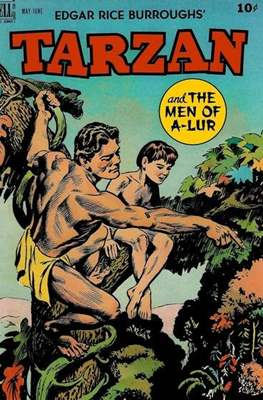 Tarzan (Comic-book) #9