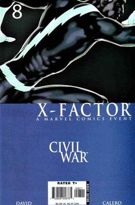 X-Factor Vol. 3 (Saddle-stitched) #8