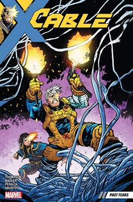Cable (2017-2018) (Softcover 112 pp) #3