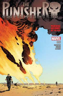 The Punisher Vol. 10 #6