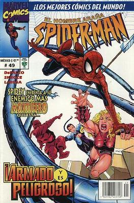 Spider-Man Vol. 2 (Grapa) #49