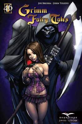Grimm Fairy Tales (Comic Book) #46