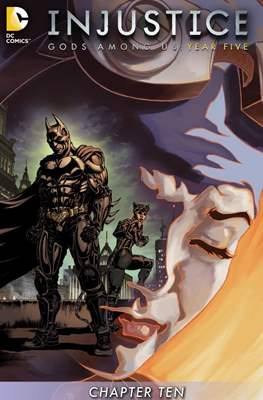 Injustice: Gods Among Us: Year Five (Comic-book) #10