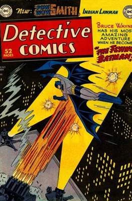 Detective Comics Vol. 1 (1937-2011; 2016-) (Comic Book) #153
