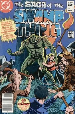 Swamp Thing (1982-1996) #1