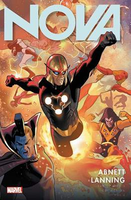Nova by Abnett & Lanning: The Complete Collection (Softcover) #2