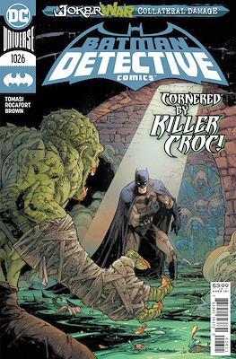 Detective Comics Vol. 1 (1937-2011; 2016-) (Comic Book) #1026