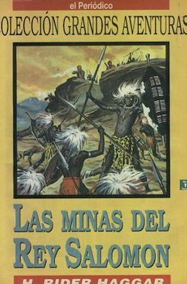 Colección Grandes Aventuras (Grapa) #15