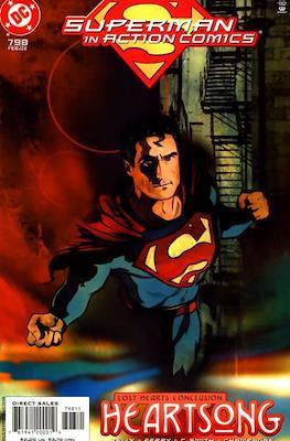 Action Comics Vol. 1 (1938-2011; 2016-) (Comic Book) #798
