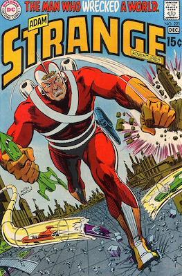 Strange Adventures (Comic Book) #221