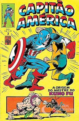 Capitão América #7