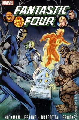 Fantastic Four by Jonathan Hickman (Softcover) #4