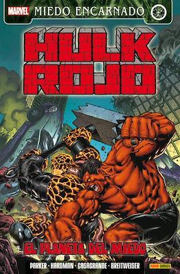Hulk Rojo (Rústica.) #3