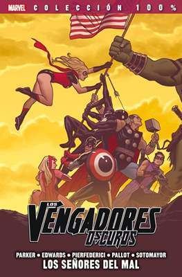 Los Vengadores Oscuros (Rústica 192-160 pp) #2