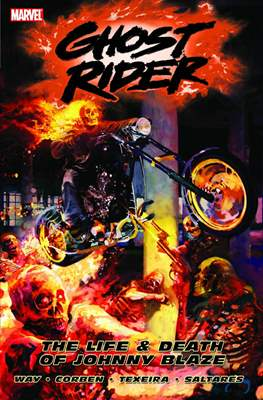 Ghost Rider (2007-2009) (Softcover) #2