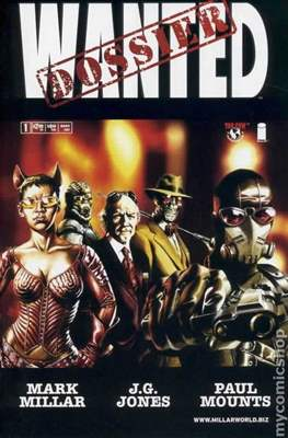 Wanted Dossier (2004)