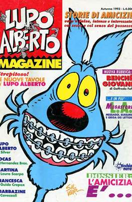 Lupo Alberto magazine (Grapa) #4