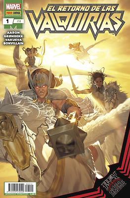 Rey de Negro: El retorno de las Valquirias (Grapa) #1