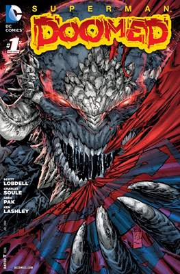 Superman: Doomed Vol 1 (Comic-Book) #1