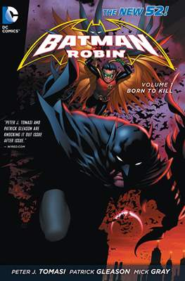 Batman and Robin Vol. 2 (2011-2015) (Siftciver) #1